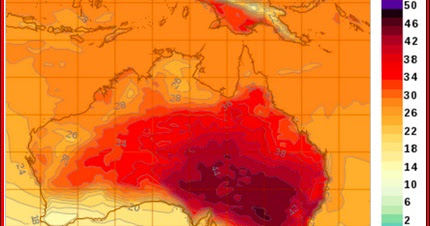 Aussies Feeling the Heat of Global Warming