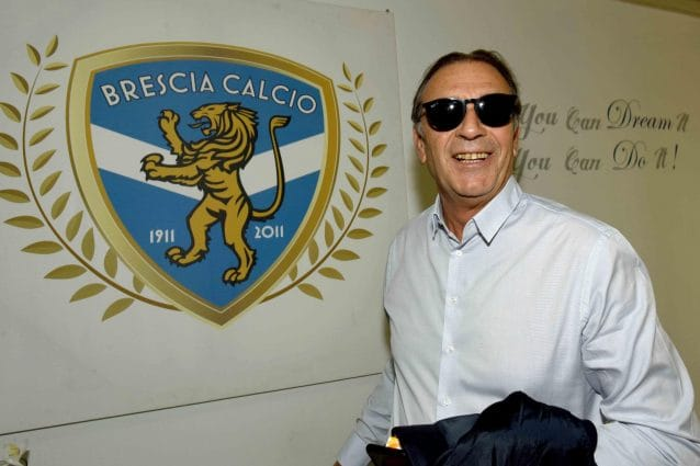 Massimo Cellino Positif Virus Corona