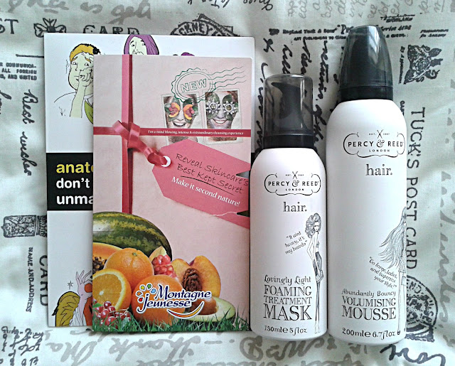 Love Me Beauty Box (contents)