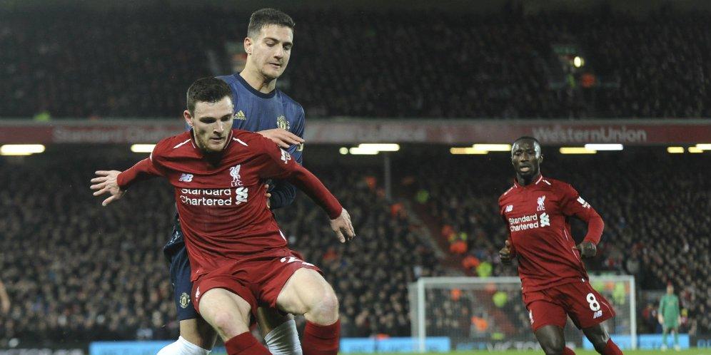 Lupakan Bayern Munich, Liverpool Fokus Duel Melawan MU