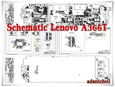 Schematic Lenovo A366T