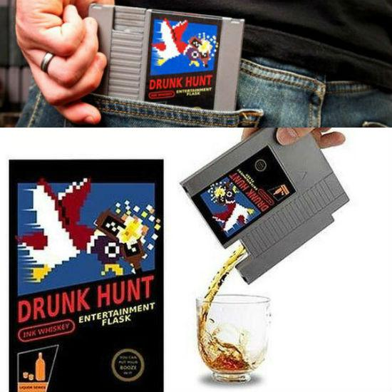 Nintendo Game Cartridge Secret