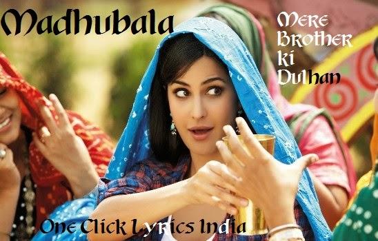 Madhubala Song Lyrics