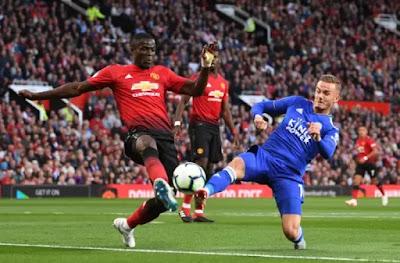 ليستر سيتي ضد مان يونايتد .. مواجهة حاسمة في الدوري الإنجليزي