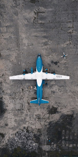 Airplane Mobile HD Wallpaper