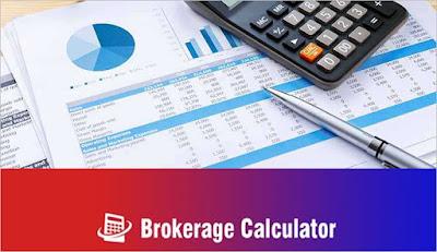 Brokerage Calculator 2020   Calculate Intraday, Delivery, F&O Brokerage