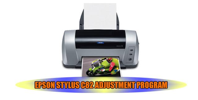 Epson Stylus C82 Printer Adjustment Program