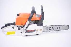 """BONTO เลื่อยยนต์ บาร์ 11.5""""นิ้ว รุ่น BON-34CC"""