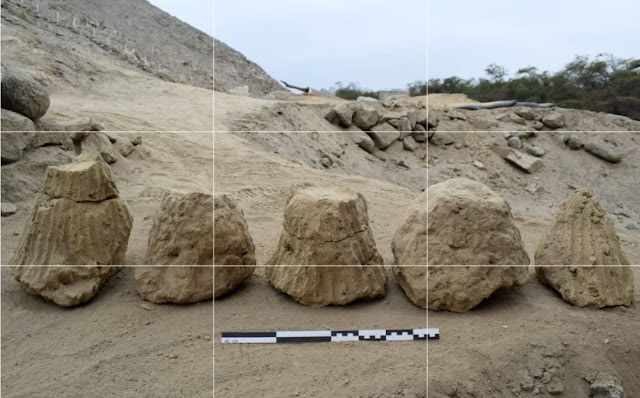 New finds at Peru's Sechin archaeological site
