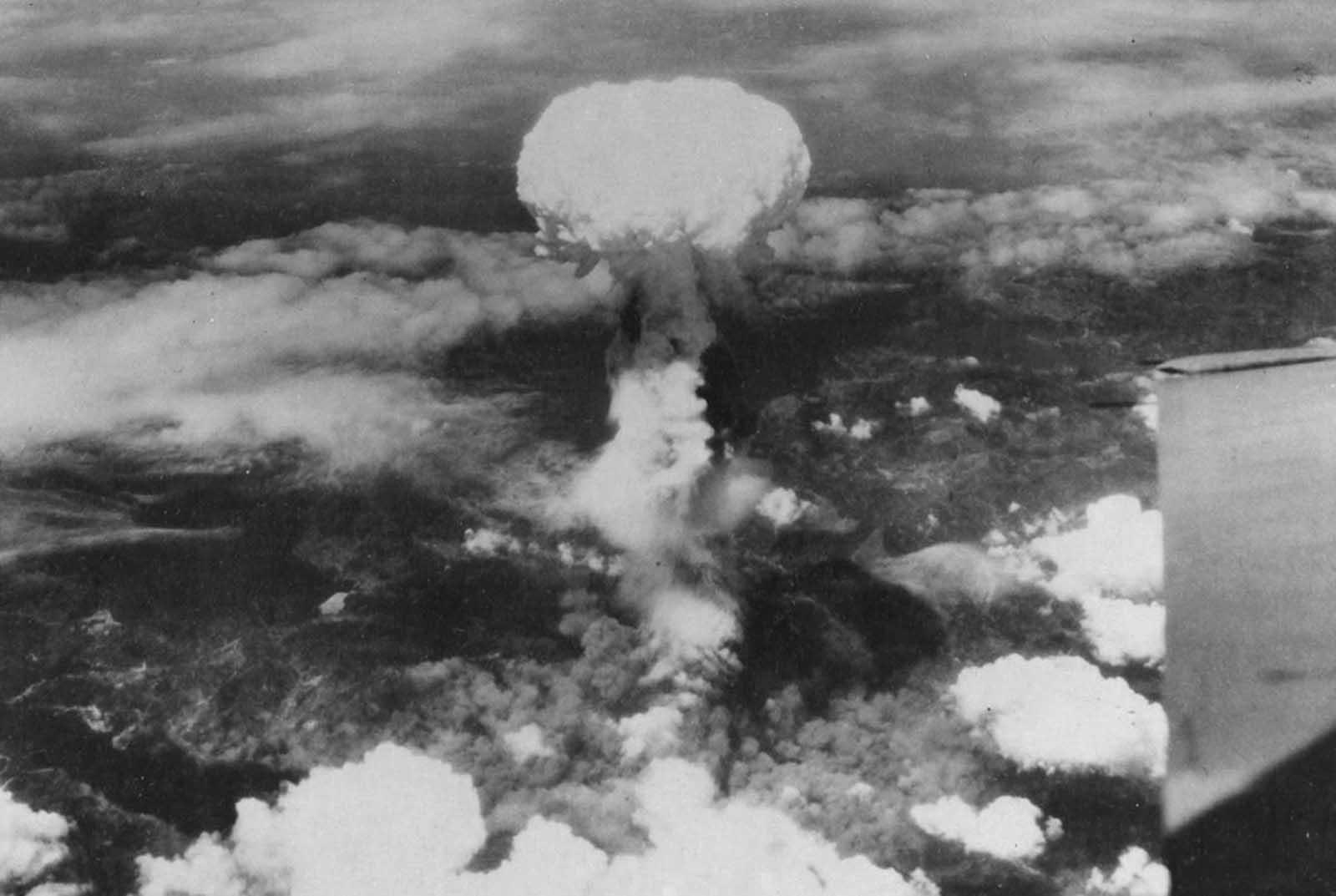 La caída del Japón imperial en imágenes, 1945