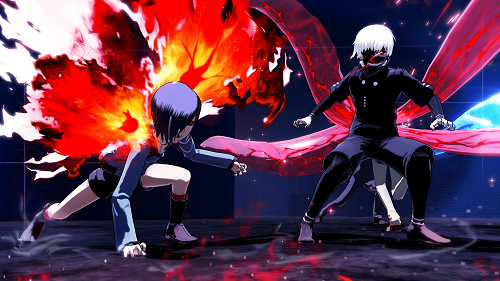 Tokyo Ghoul:re Call to Exist Gameplay