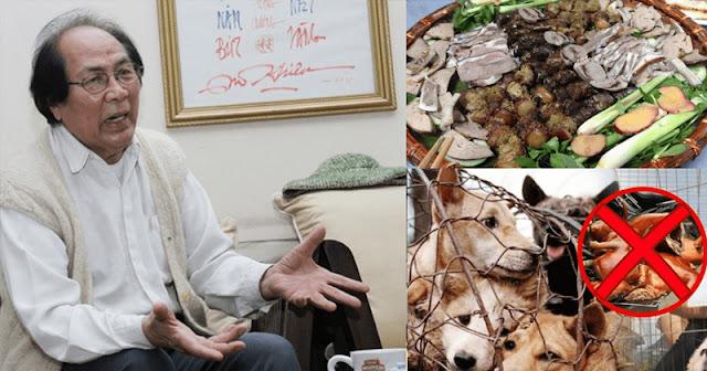 GS.TS Trần Lâm Biền: ᴛɦịᴛ chó mắm tôm thuộc về văn hoá Ѵiệᴛ Ɲaм.Đừng Adua theo nước ngoài mà ᴛʜươɴɡ sót…