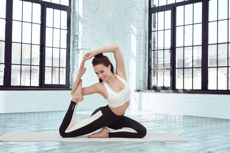 Alina Zagitova stars in PUMA Studio Collection campaign