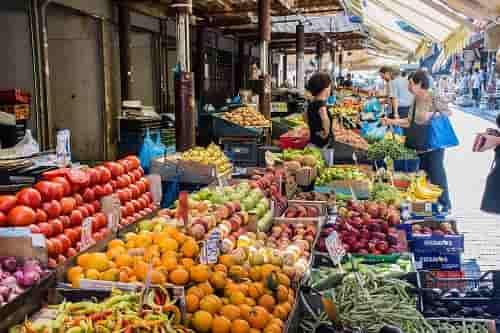 مشروع تجارة الخضروات والفاكهة بأرباح مضمونة 100%