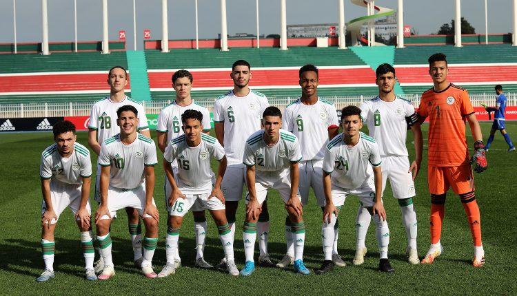 دورة إتحاد شمال إفريقيا لأقل من 17 سنة: برنامج المنتخب الجزائري في المنافسة