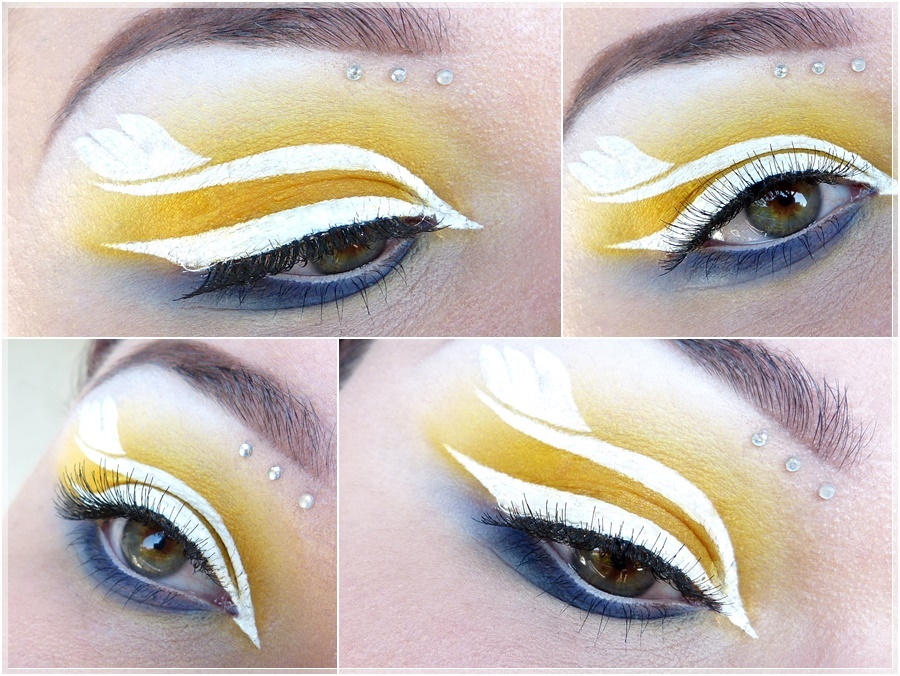 Sailor Moon inspired Make Up