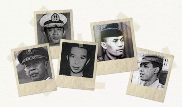 """Catatan Kelam Nasib Lima Jenderal yang """"Dimatikan"""" Soeharto Di Era Orde Baru"""
