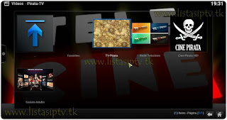 Add-on - Pirata-TV - KODI - Filmes, Canais, Adulto e Telecines