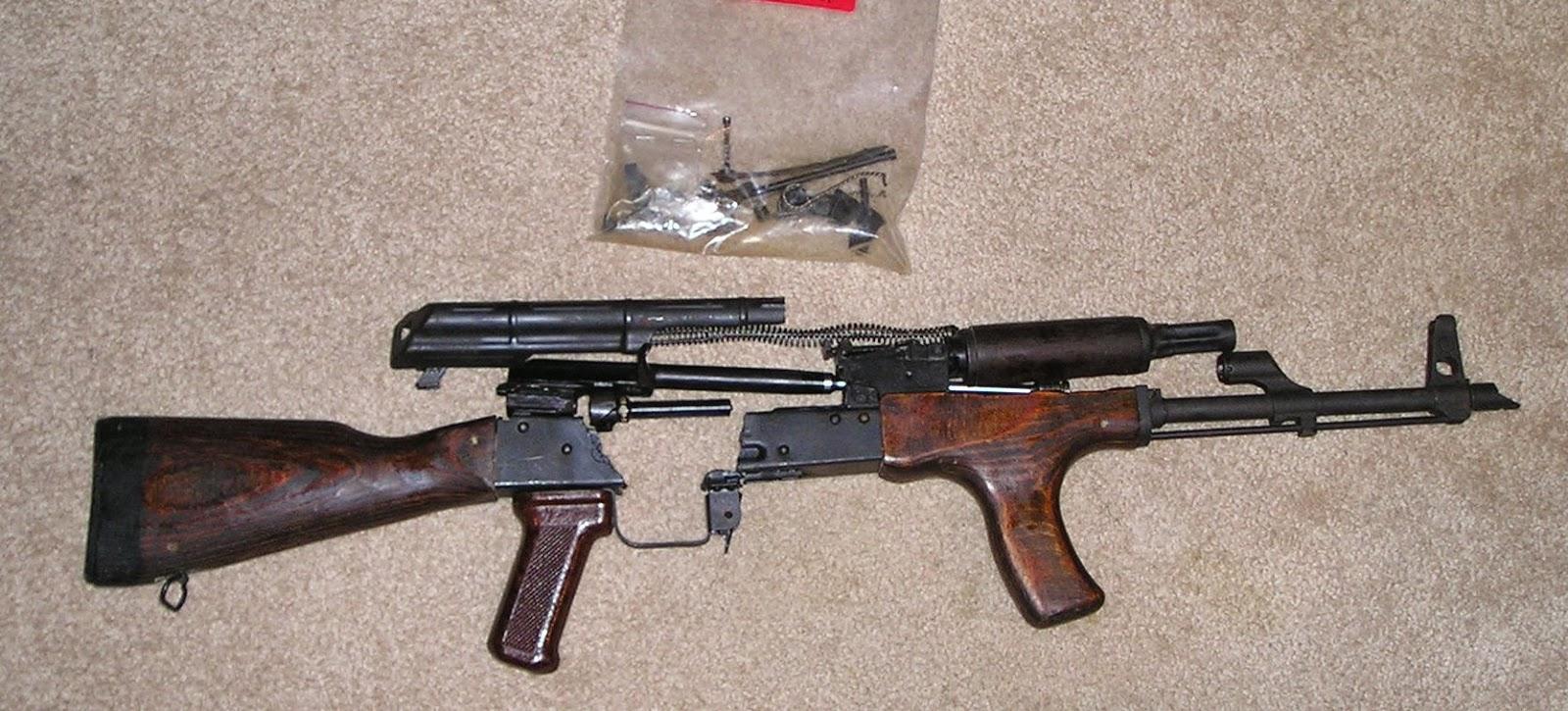 TINCANBANDIT's Gunsmithing: AK-47