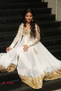 Telugu Actress Mahima Makwana Stills in White Desginer Dress at Venkatapuram Movie Logo Launch  0210.JPG