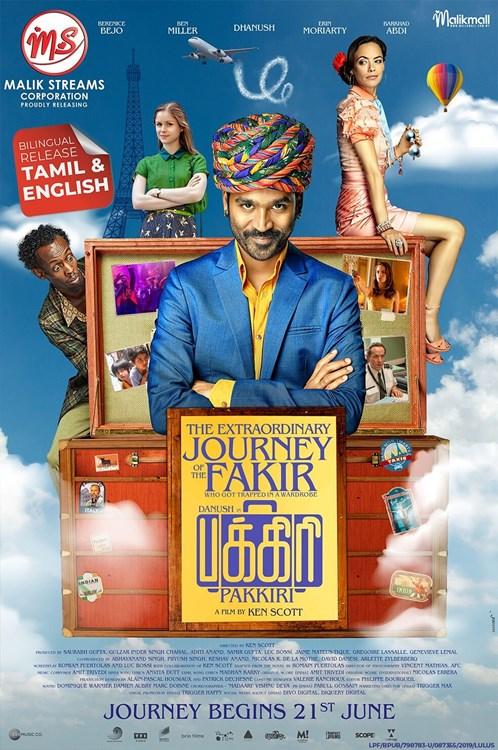 Review Filem The Extraordinary Journey Of The Fakir @ Pakkiri