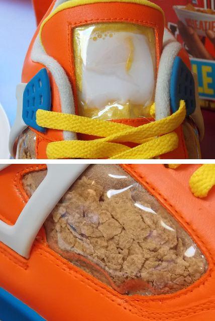 on sale 0965a a2f57 THE SNEAKER ADDICT: Air Jordan 4