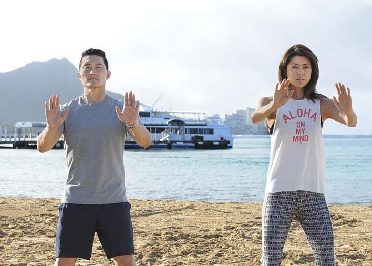 Hawaii Five-0 - Episode 7.03 - He Moho Hou - Promotional Photos & Press Release