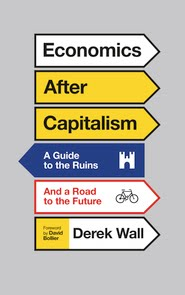 Economics After Capitalism, £16.99 from Pluto