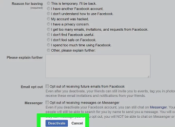 how to hide facebook profile from search