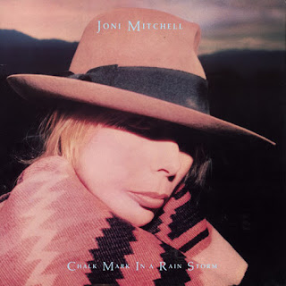listening to joni: #13: chalk mark in a rainstorm