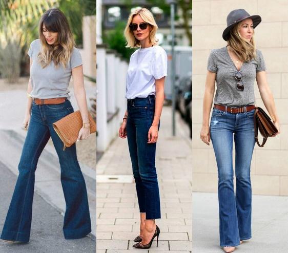 Truque de styling: blusa por dentro da calça