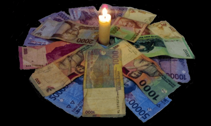 Pesugihan Putih Pinjam Uang Gaib dari Bank Gaib Tanpa ...