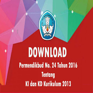 DOWNLOAD KI KD KURIKULUM 2013 SMA/SMK/MA REVISI 2017