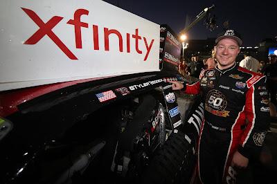 #Winner Tyler Reddick - #NASCAR Xfinity Series