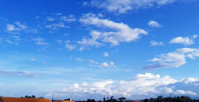 Selalu Ada Langit Cerah Dibalik Awan Gelap