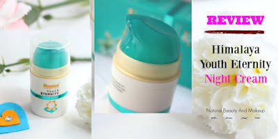 Himalaya Youth Eternity Night Cream Review