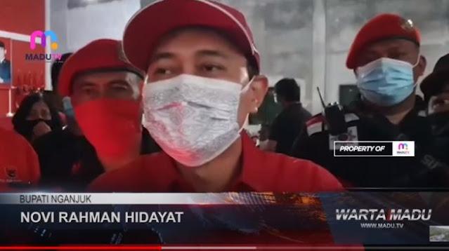 Jadi Tersangka, Hari Ini Bupati Nganjuk Dibawa ke Bareskrim Polri