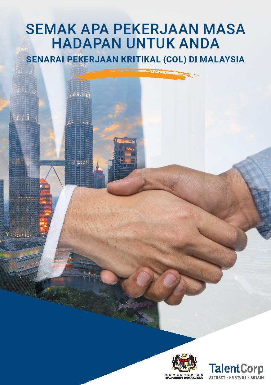 Senarai Pekerjaan Yang Mendapat Permintaan Tinggi Di Malaysia