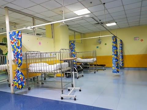 【生病记录】欢欢4Y7M感染A型流感住院| HUKM儿童病房初体验