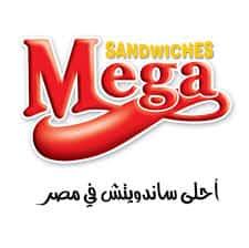 mega sandwiches logo