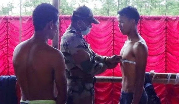 Darjeeling Army Rally, Indian Army Rally, Open Bharti Rally