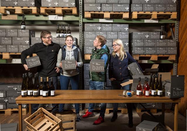 Winzerfamilie Bamberger vom Wein- und Sektgut Bamberger an der Nahe