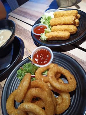 Lunch Dengan Sweetheart Di SDS, AEON Bandar Dato Onn Johor