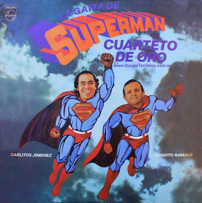 Cuarteto de Oro - La gaita de Superman