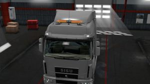 Sisu Trucks Beacons