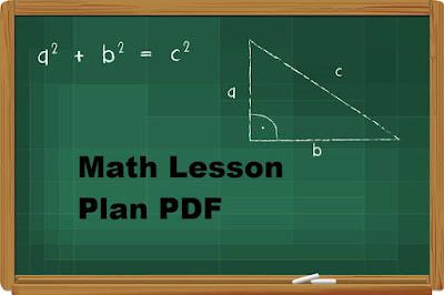Math Lesson Plan in Odia PDF Download
