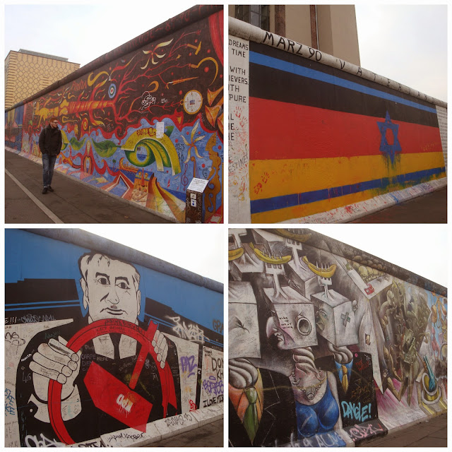 Muro de Berlim - East Side Gallery