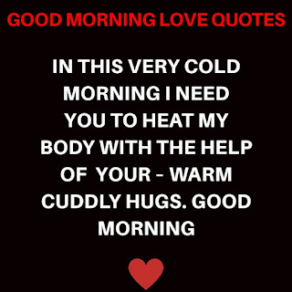 Good Morning Love Quotes, Messages, Status, Wishes, Captions, Text, Images