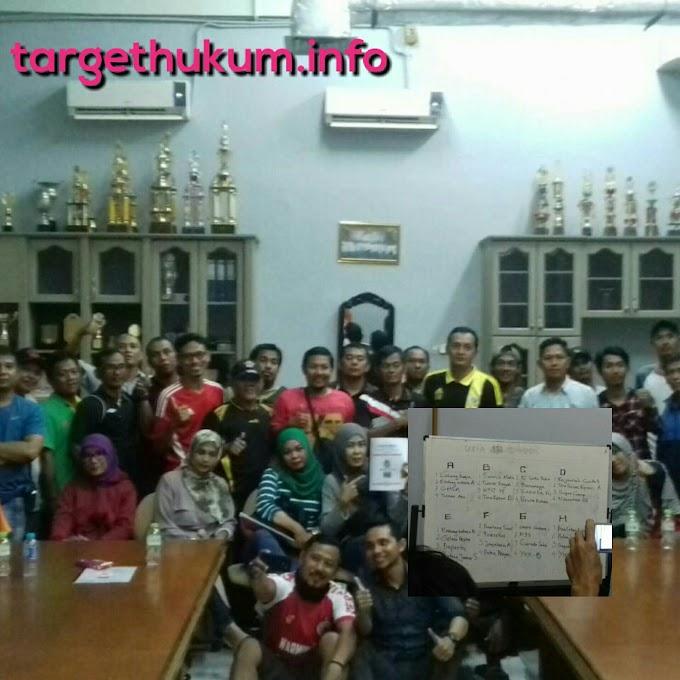 1500 Peserta Akan Ikuti Turnamen Sepakbola Fraksi PDI Perjuangan