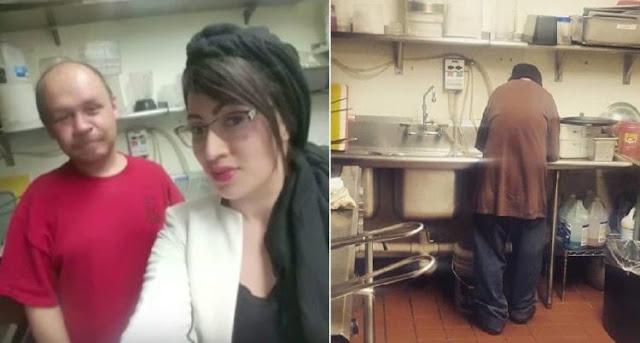 Владелица ресторана разрешила бездомному работать за еду. Через 2 недели результат такого решения поразил ее…